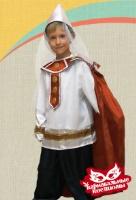 Богатырь карнавальный костюм
