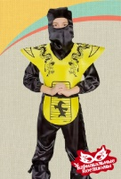 Ниндзя карнавальный костюм