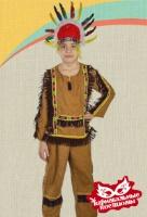Индеец карнавальный костюм