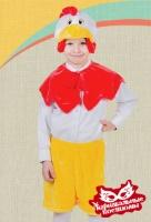 Петушок плюш карнавальный костюм