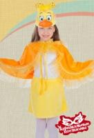 Уточка плюш карнавальный костюм