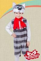 Кот Матрос плюш карнавальный костюм