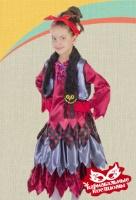 Баба-Яга карнавальный костюм