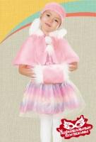 Искорка карнавальный костюм плюш