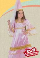 Розовая фея карнавальный костюм
