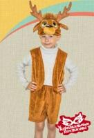 Олень плюш карнавальный костюм