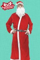 Дед мороз костюм