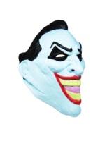 Маска латексная Джокер улыбка