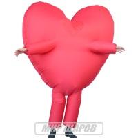 Сердце (170 см)аренда