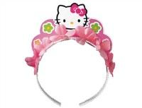 Ободок Hello Kitty Цветы/А