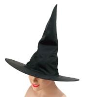 Шляпа конус Ведьмы  гладкий