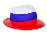 Шляпа пласт Триколор классик/А