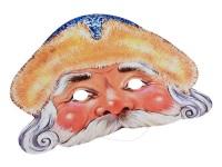"Маска ""Дед Мороз"", (набор 10 шт.)    492109"